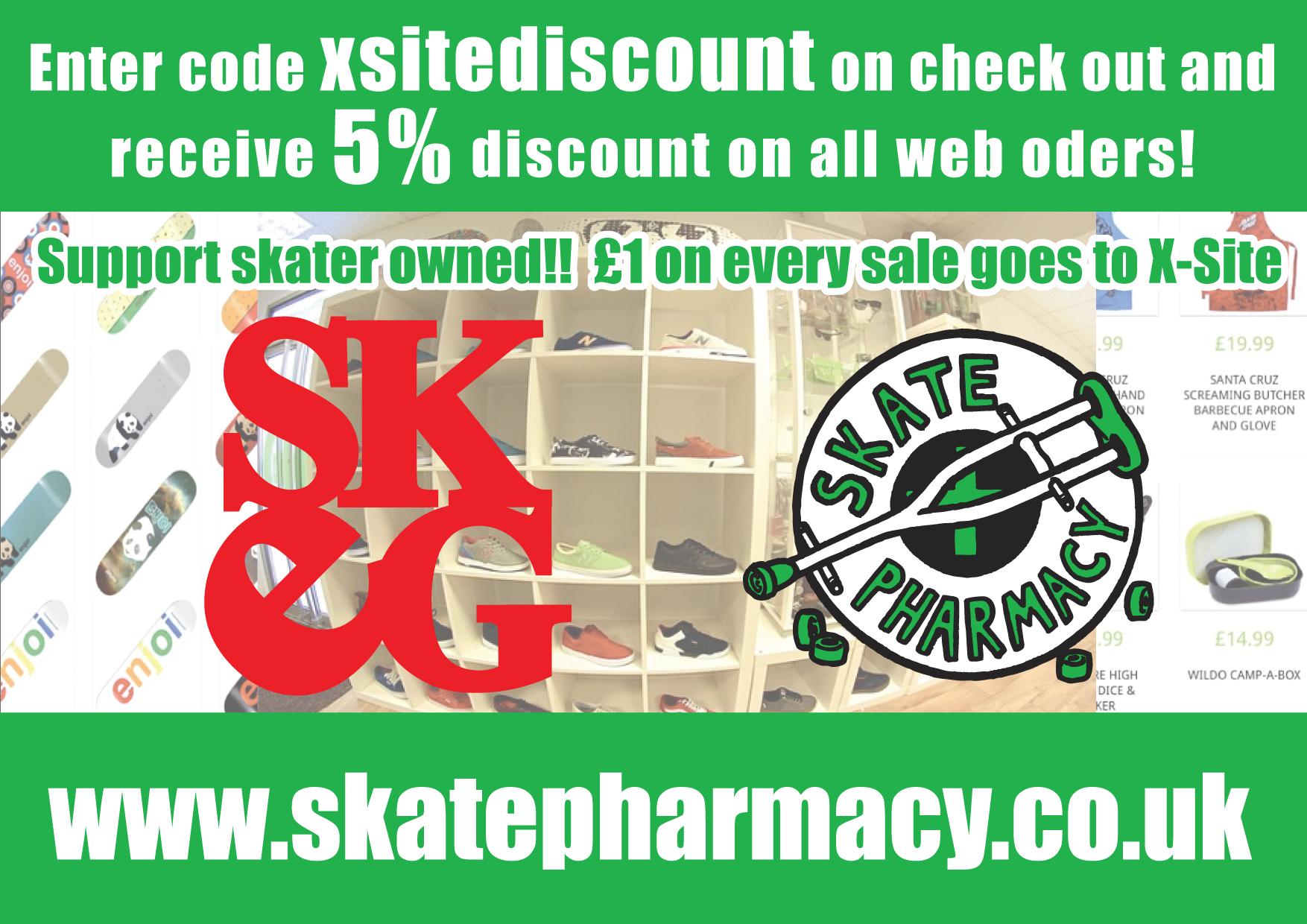 Skate Pharmacy