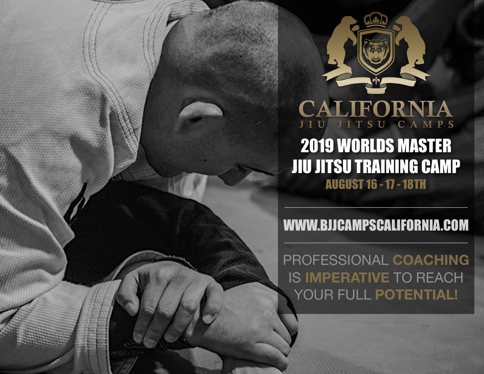 Brazilian Jiu Jitsu WORLD'S CAMP
