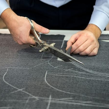 Individual Patterns Drafted by Hand