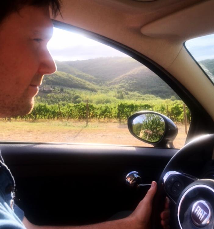 Roadtrip through Tuscany