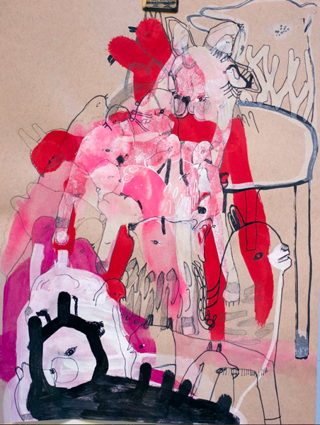 Laine Justice, Jules Maeght Gallery