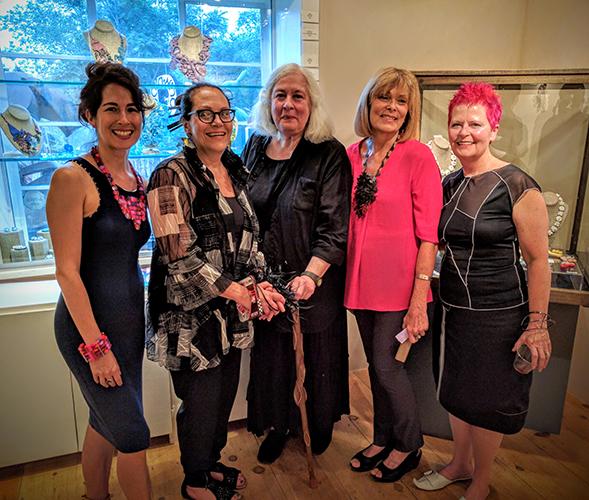 me, Harriete B, Gail B, Helen S, Rachelle T