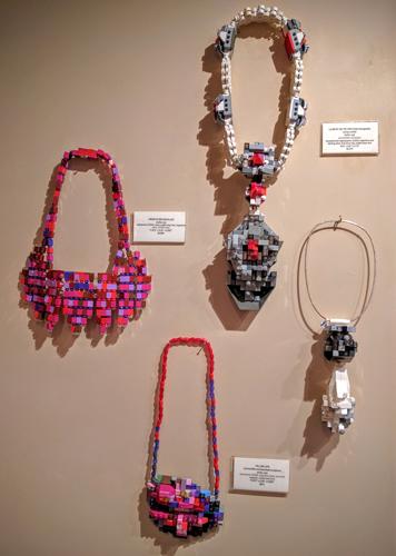 my work displayed