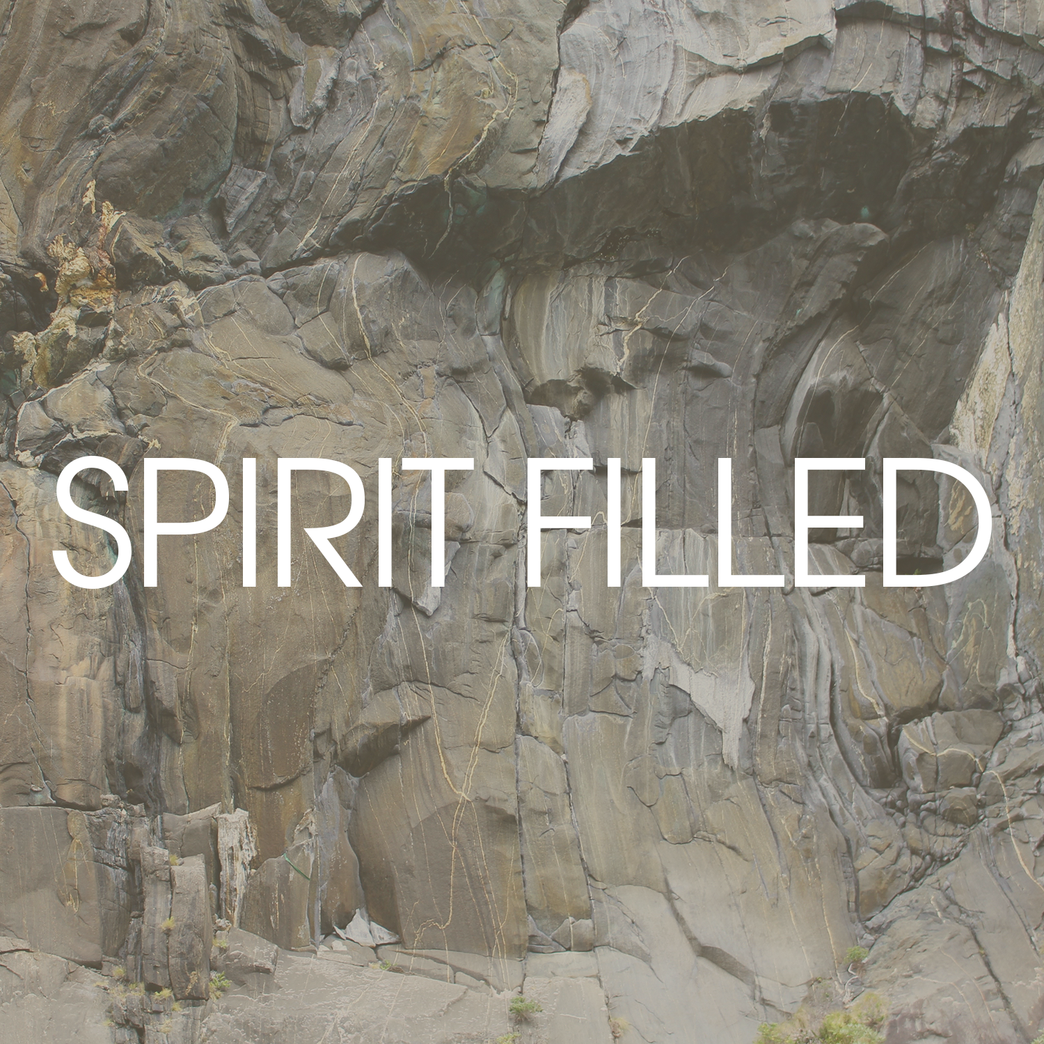 We believe that it's God's will for all believers to live by the Spirit of God.