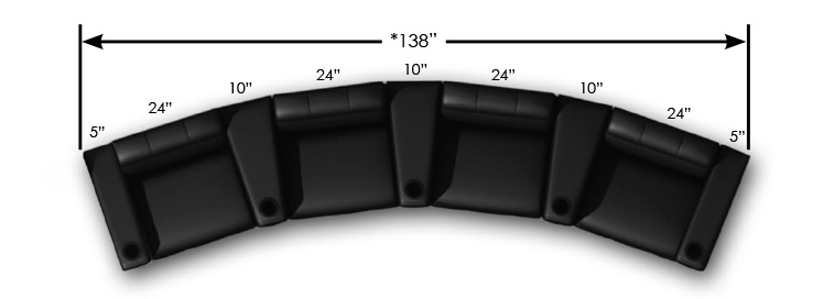 Specifications & Configurations — Fortress Seating
