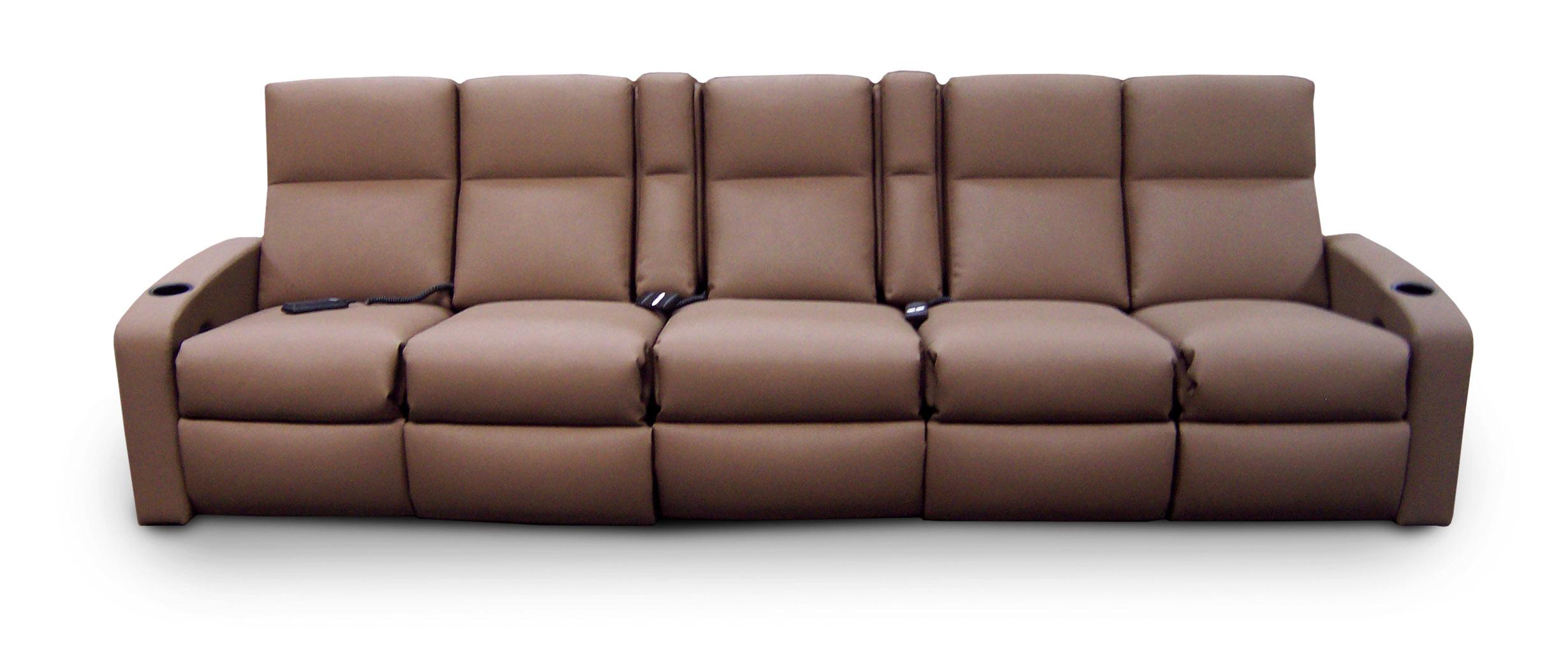 Dual-single-dual, center pocket arm unit, chaise footrest