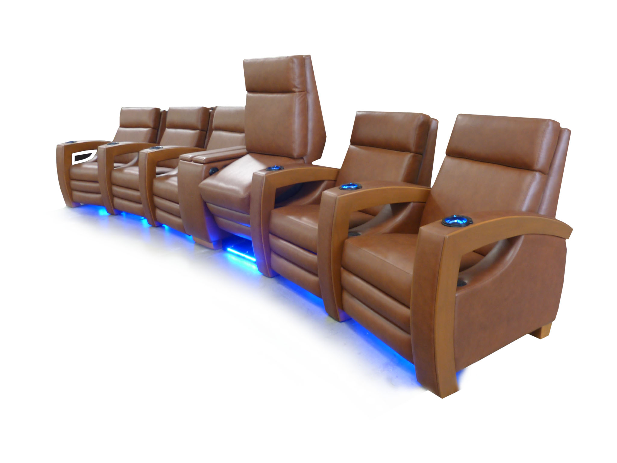 Motorized: 1st Class Tray Tables, Lift Seat, Articulating Headrest & Lumbar Support. Model: Uptown