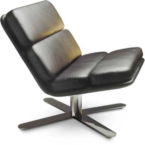 The Classic. Designed by renowned furniture designers, John Follis and Dave Hammer in the 1960s, the popular lounge model, SOLO, was the inspiration for Fortress latest theater chair design. The Solo unique construction lends sophistication to any media room setting