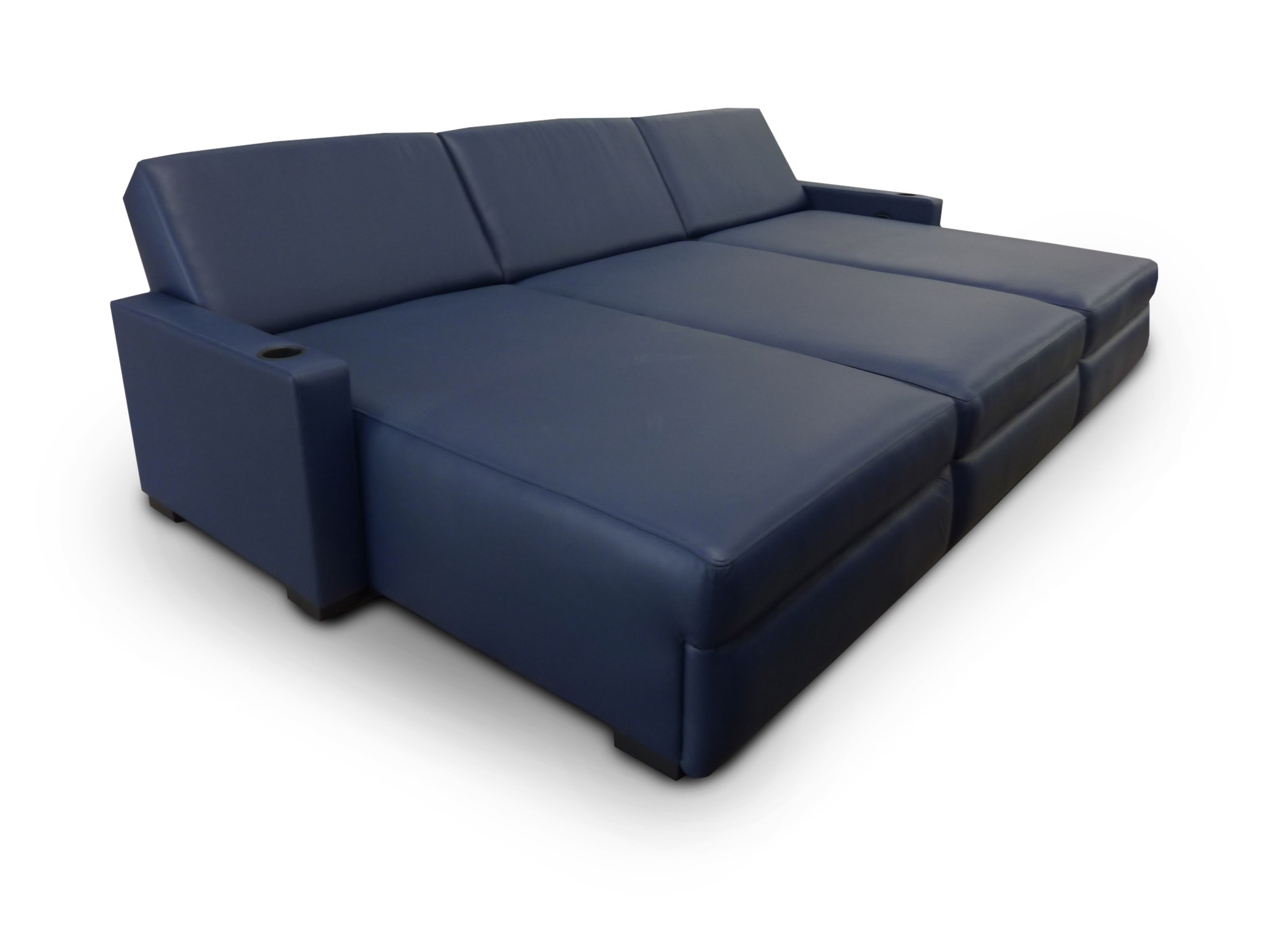 Fully Upholstered Lounger