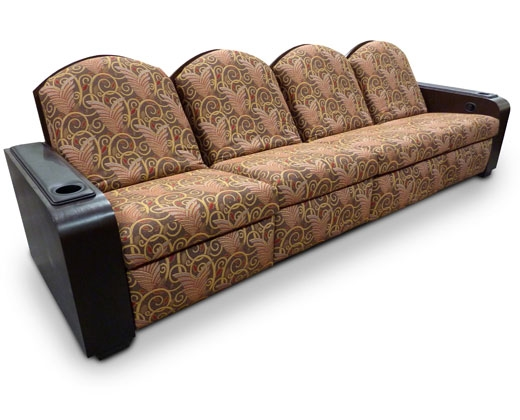 Reclining Theater Sofa