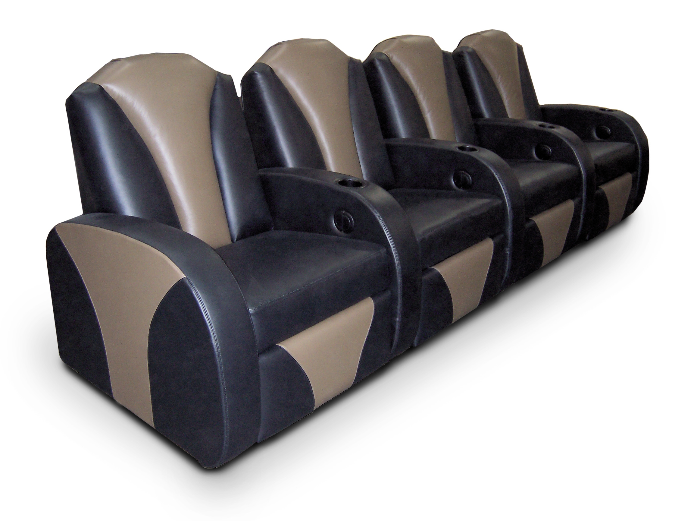 Common Arm; Optional: Two Tone Upholstery