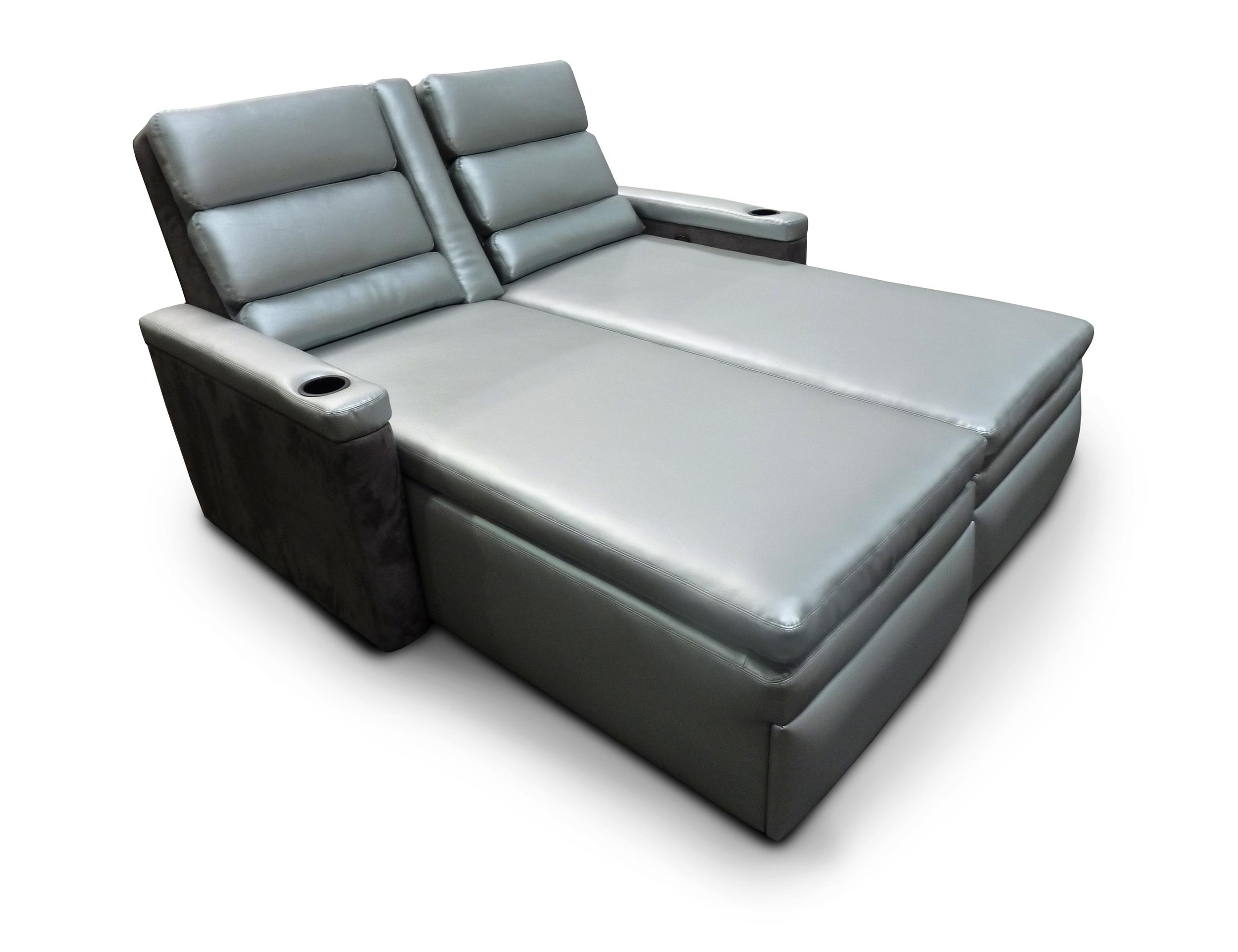 Dual Chaise; Pocket Arm