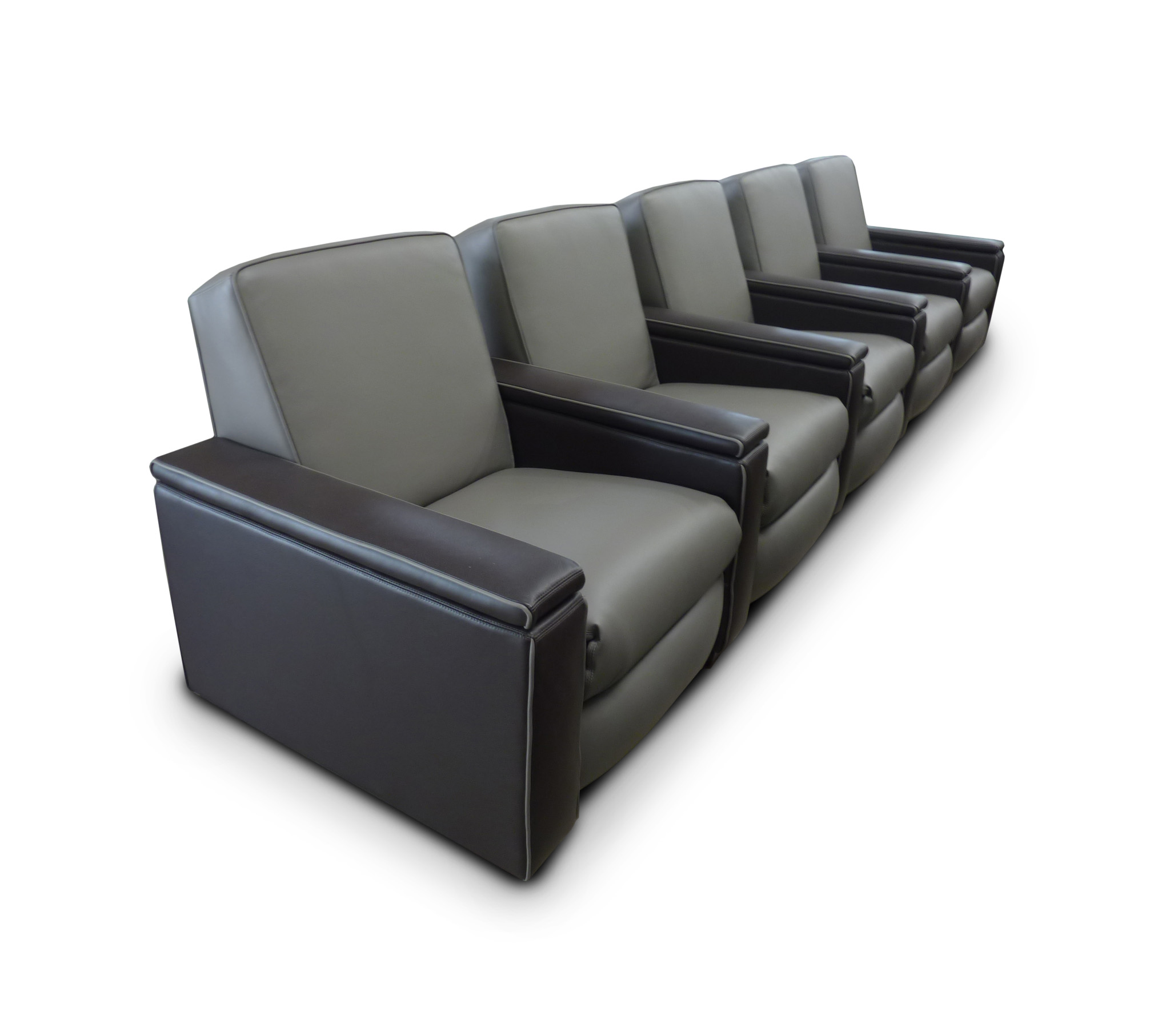 Common Arm - Fully Upholstered