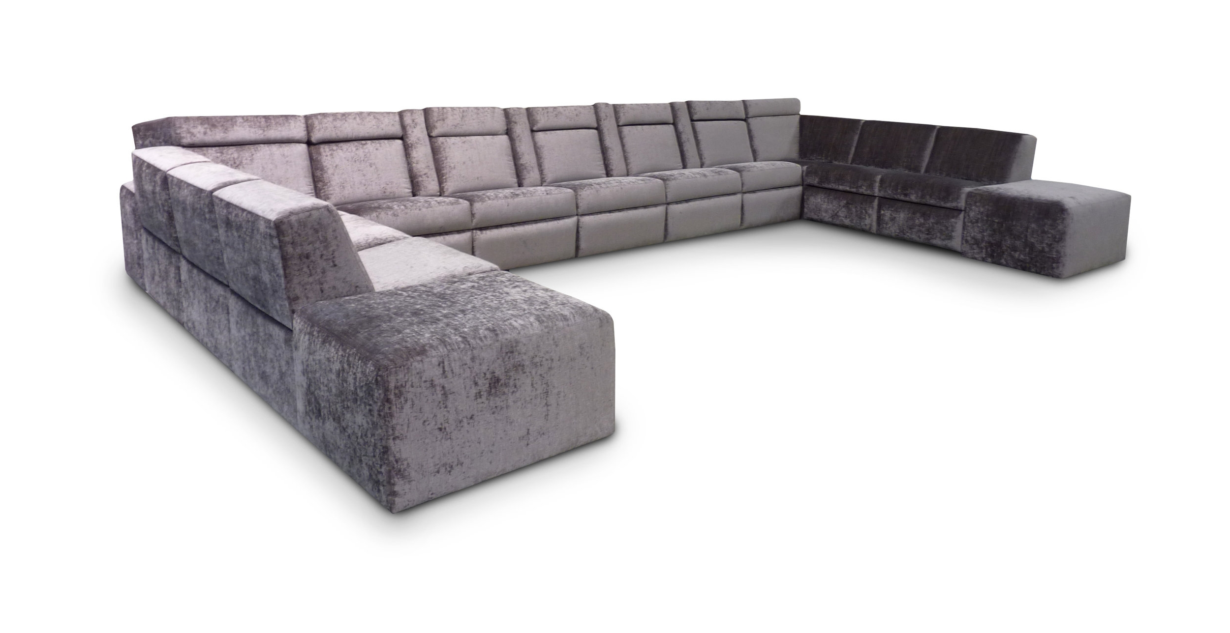 Pocket Arm Sectional