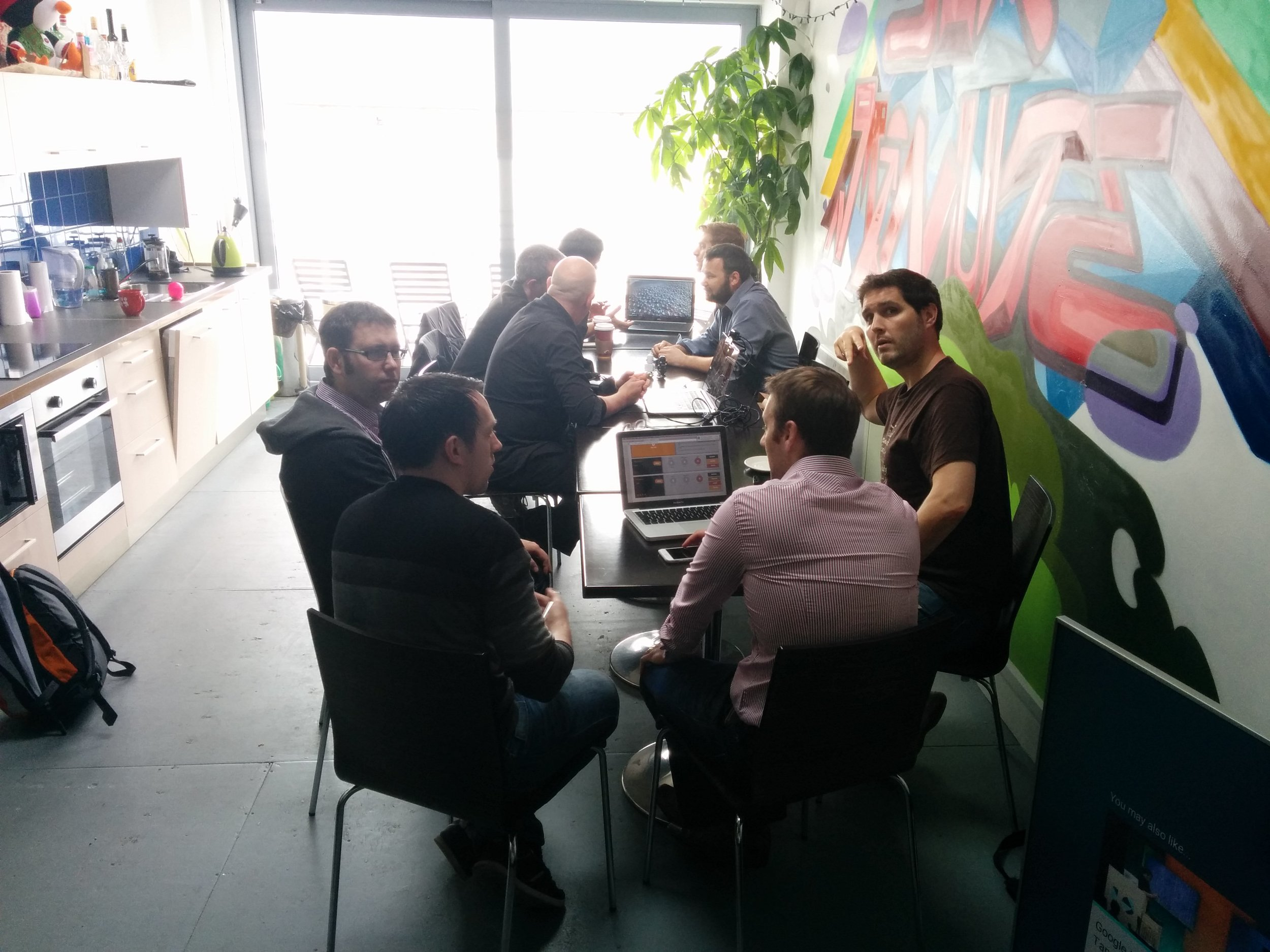 SixMinute networking