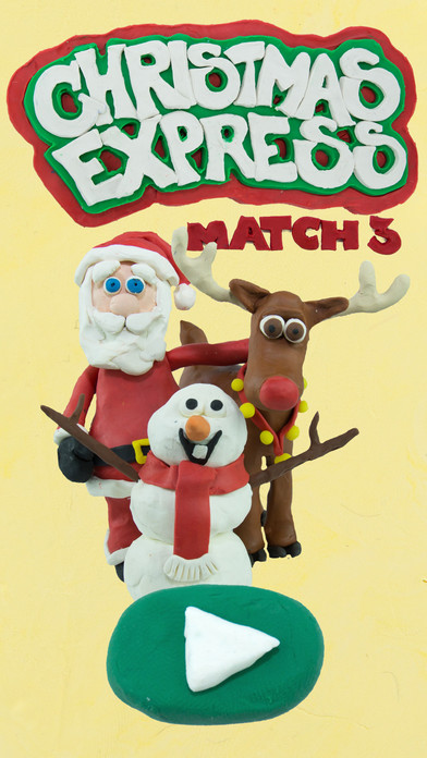 Christmas Express Match 3
