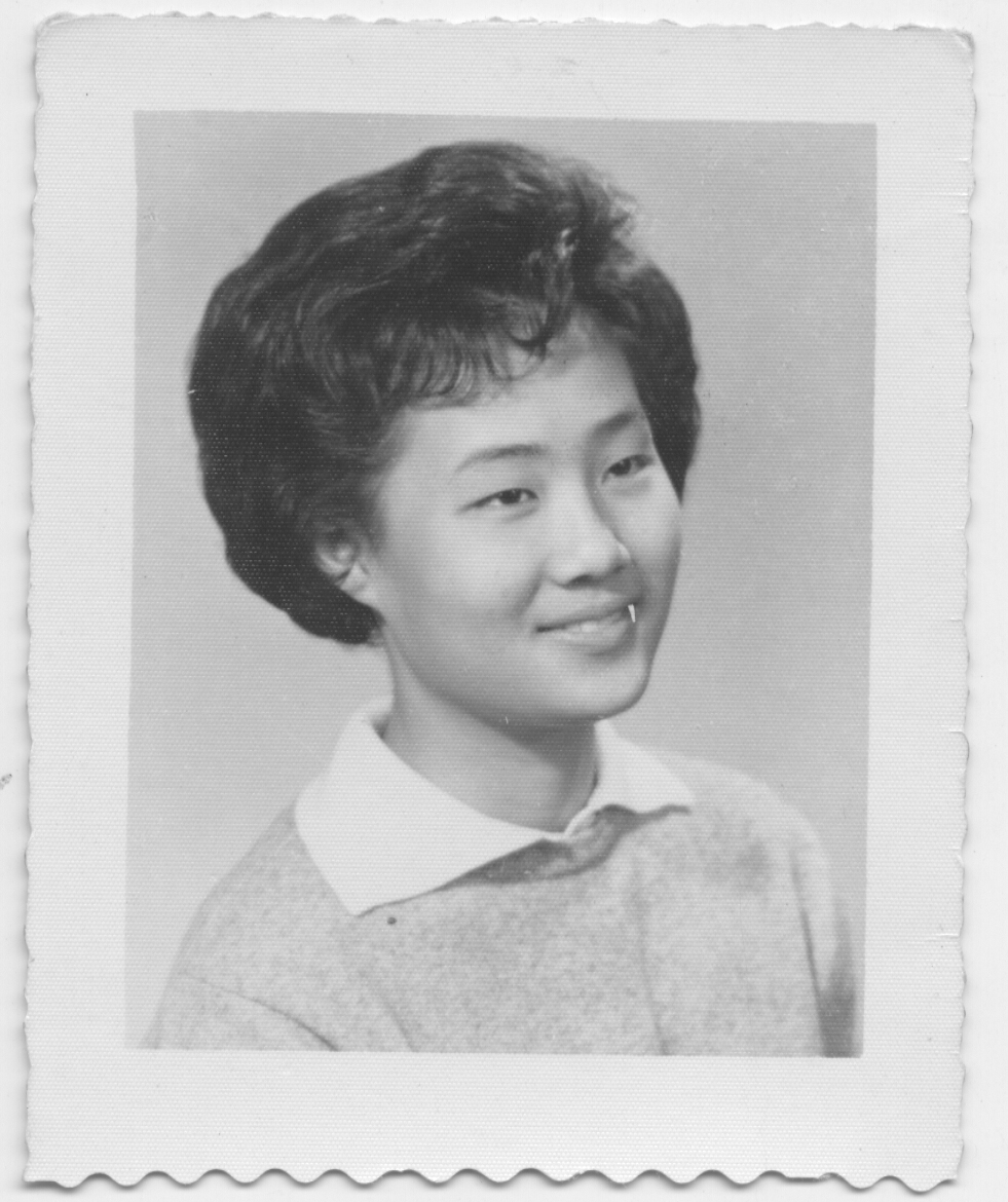 Grandma's sister (dad's side)died of cancer when she was 17. This is the only photo my grandma has of her