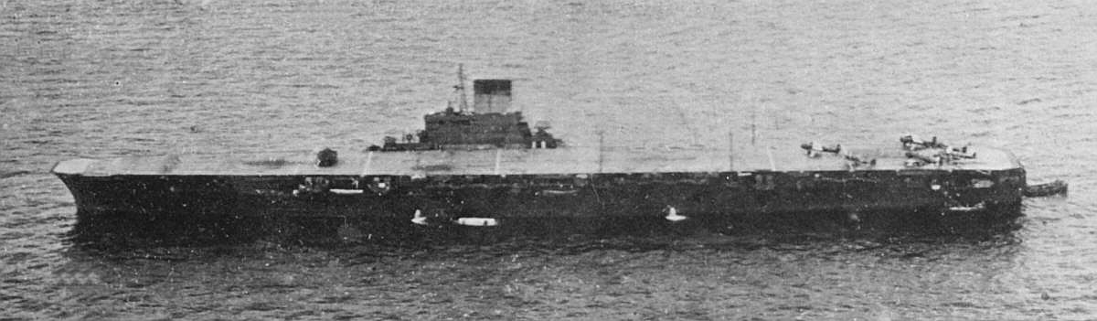 A Taiho class carrier. The Hayataka was essentially an upgraded version of this.