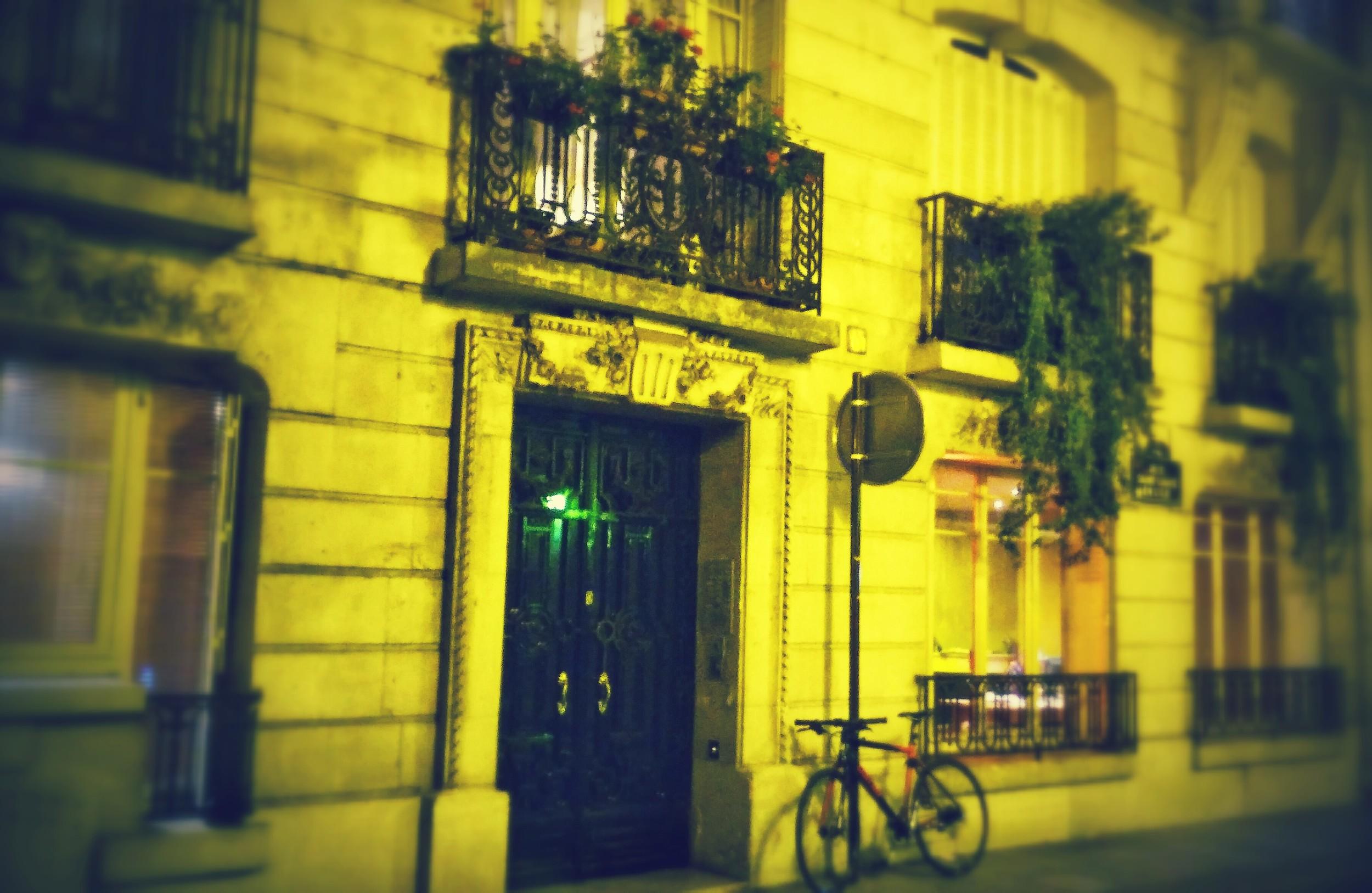 Rue Saint-Louis en I'lle on La Seine