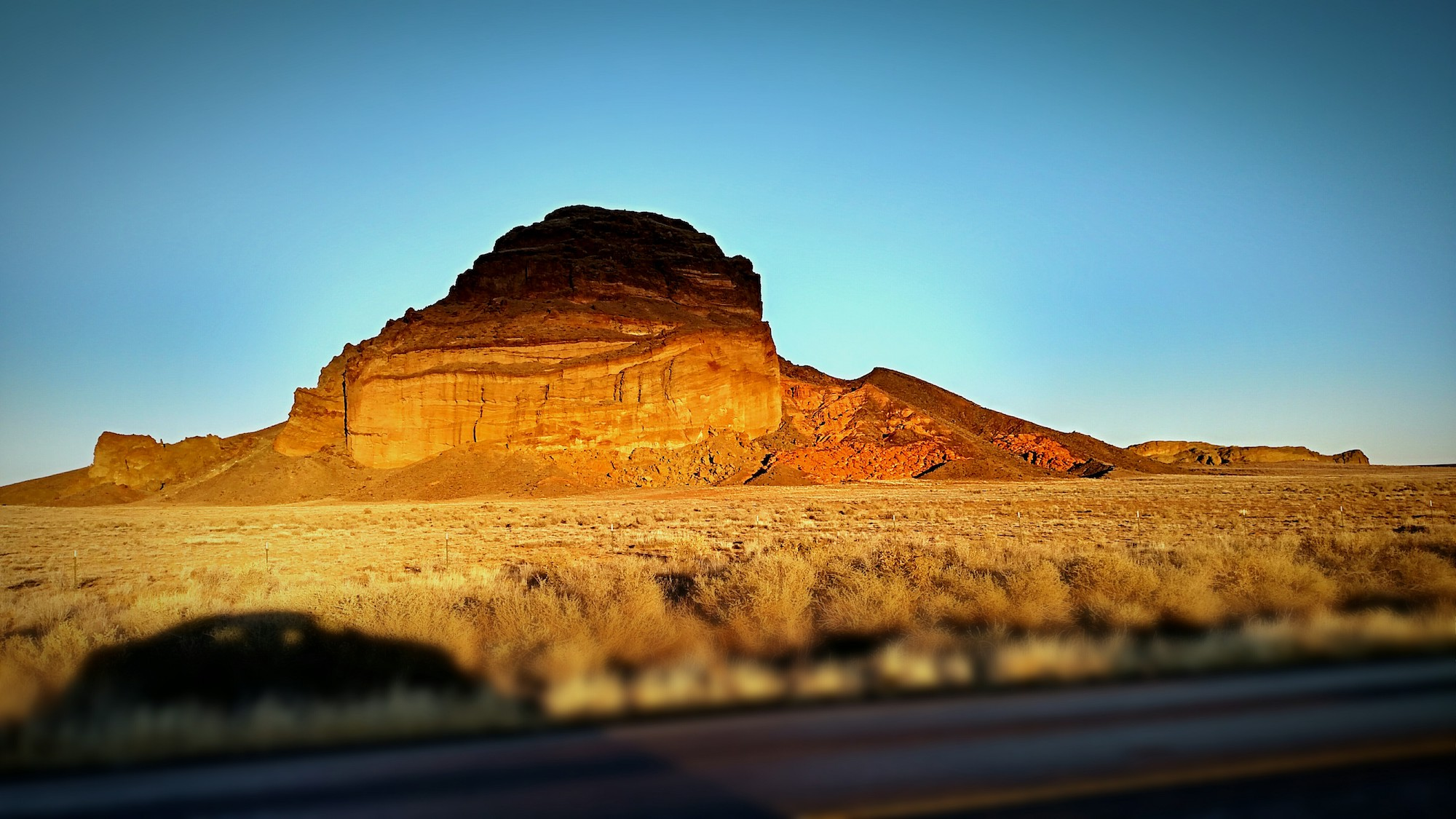 Hopi Reservation, on the I-77 north in Arizona