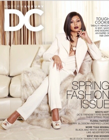 Modern Luxury DC Spring Fashion Issue 2015