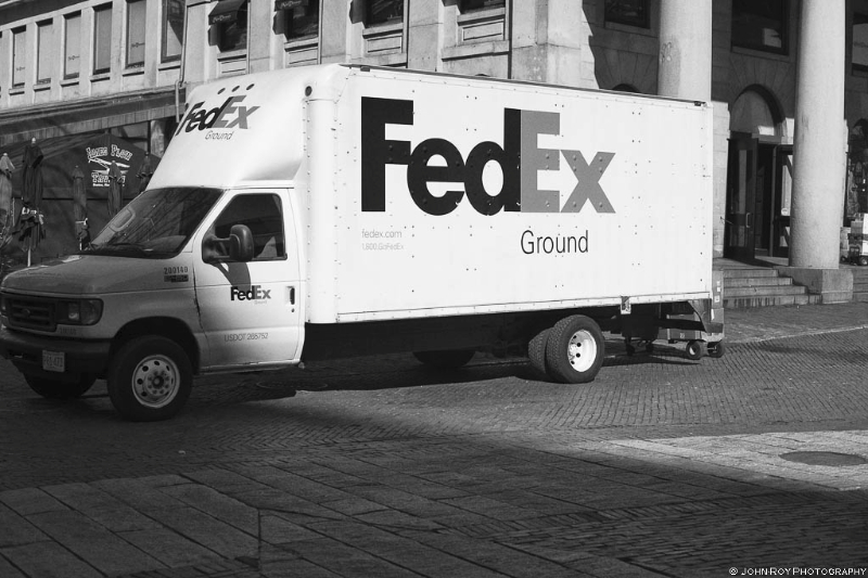 Fed Ex Truck #16