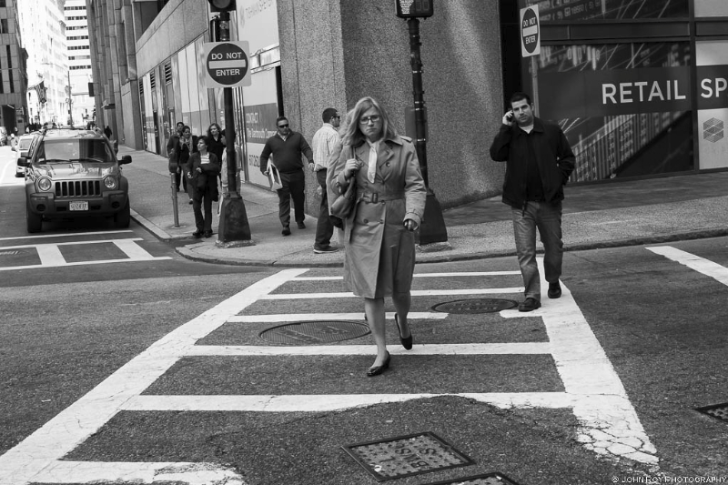 Crosswalk Study #60