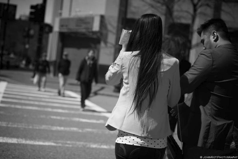 Crosswalk Study #11