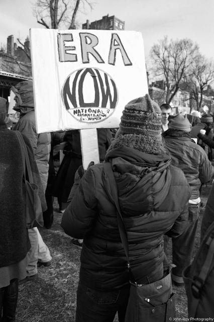 Women's March # 118