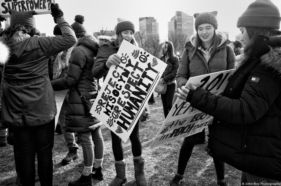 Women's March # 20