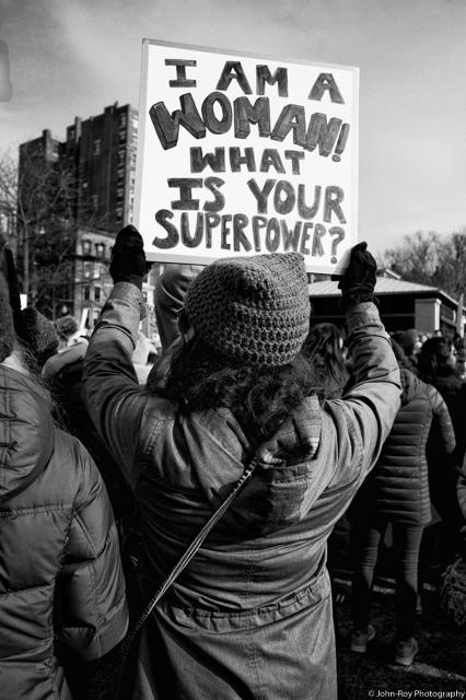 Women's March # 91
