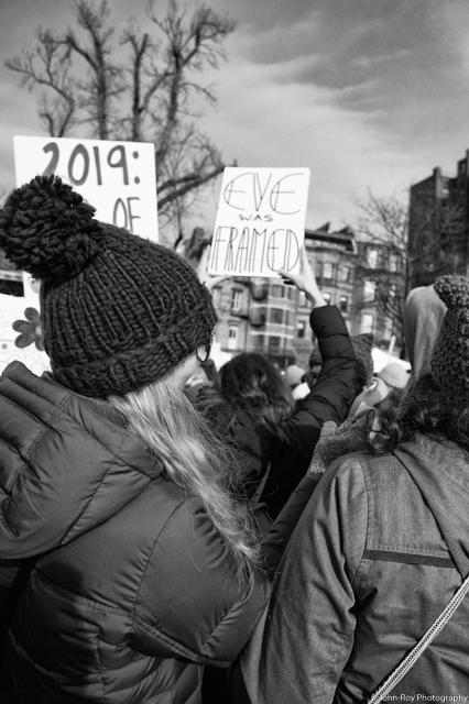 Women's March # 82