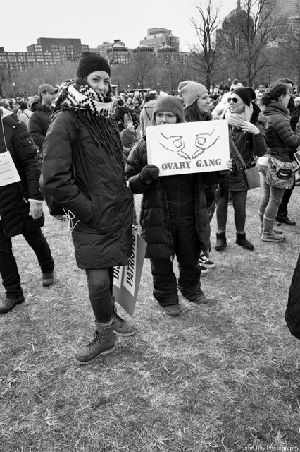Women's March # 92