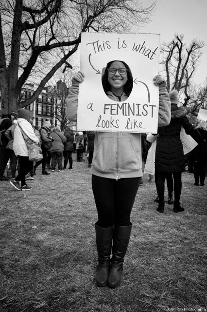 Women's March # 291