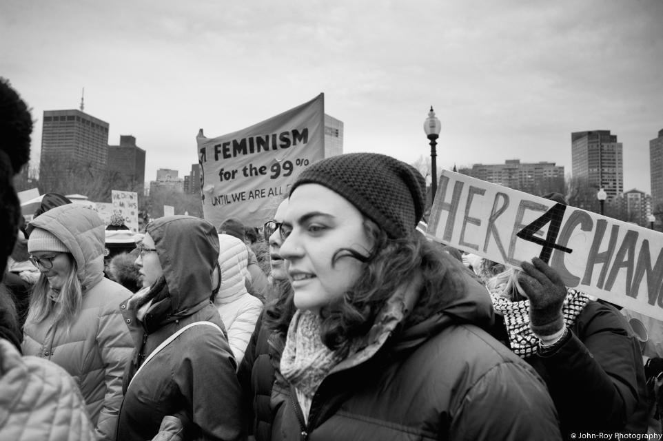 Women's March # 18