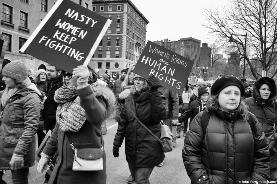 Women's March # 182