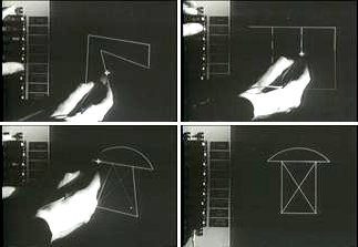 I am  Ivan Sutherland 's  Sketchpad  (1963).