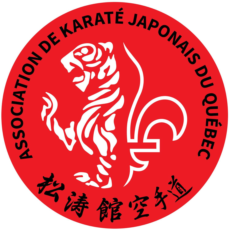 Karaté Shotokan de Gaspé est membre affilié à l'AKJQ