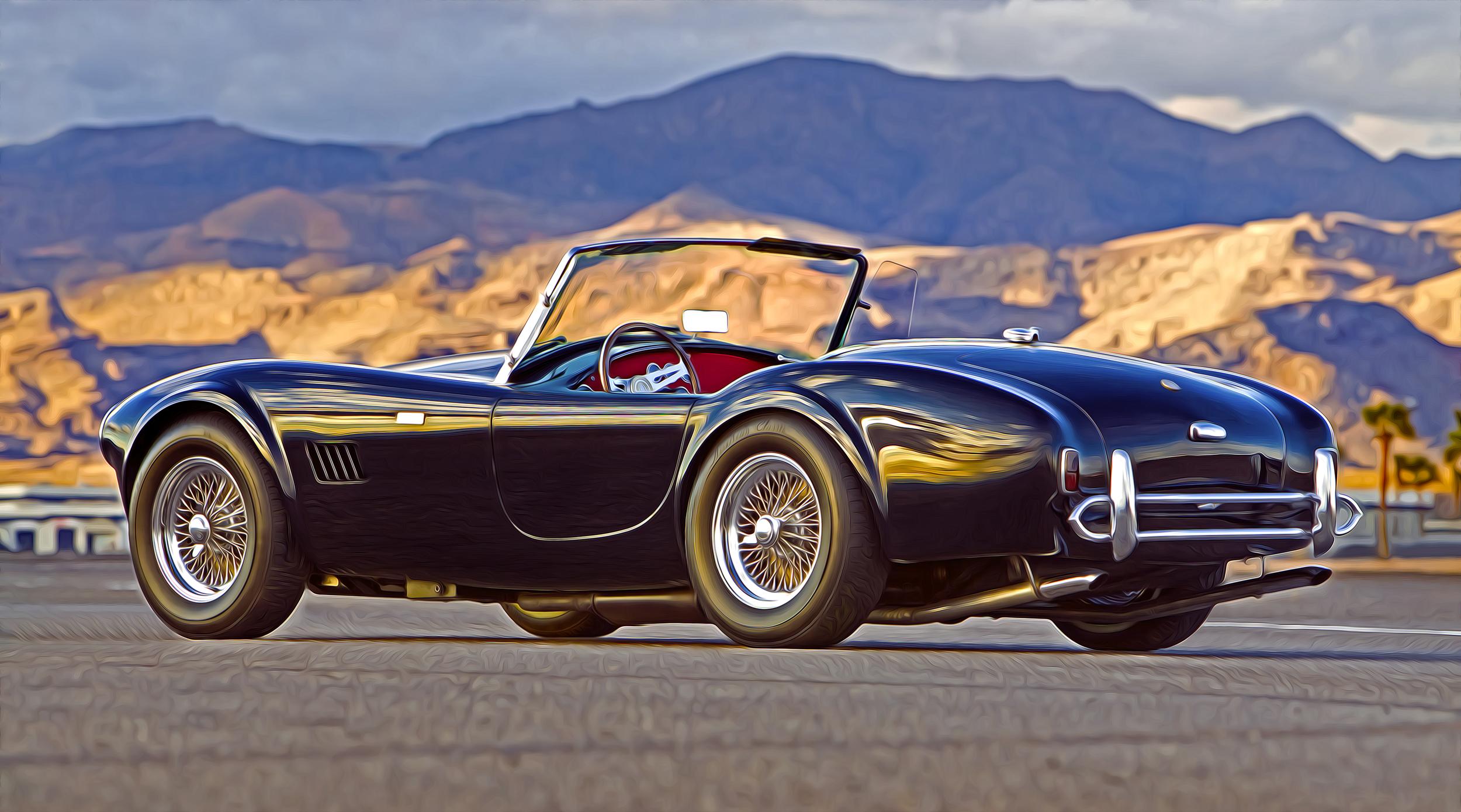 50th Anniversary Cobra