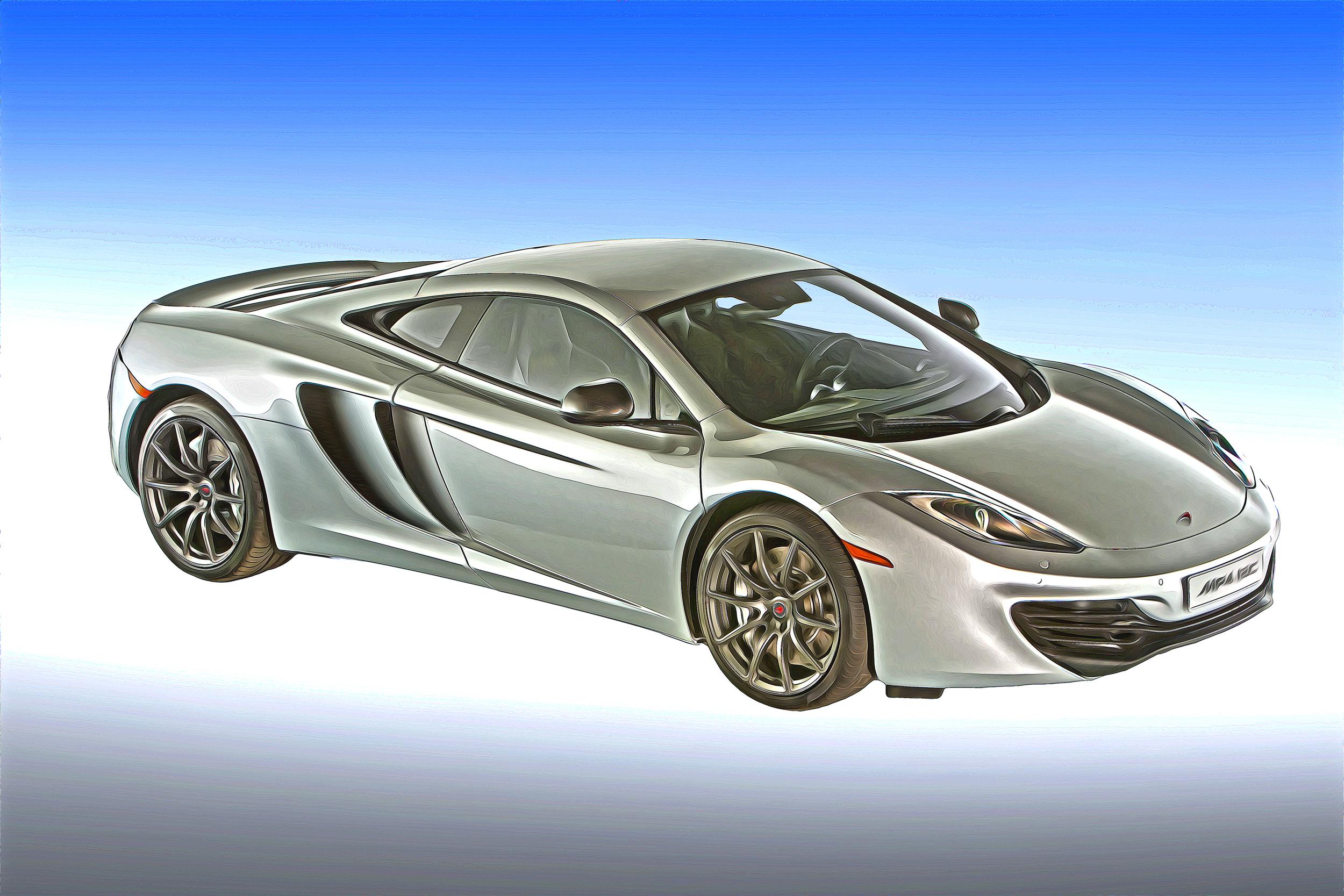 McLaren Illo
