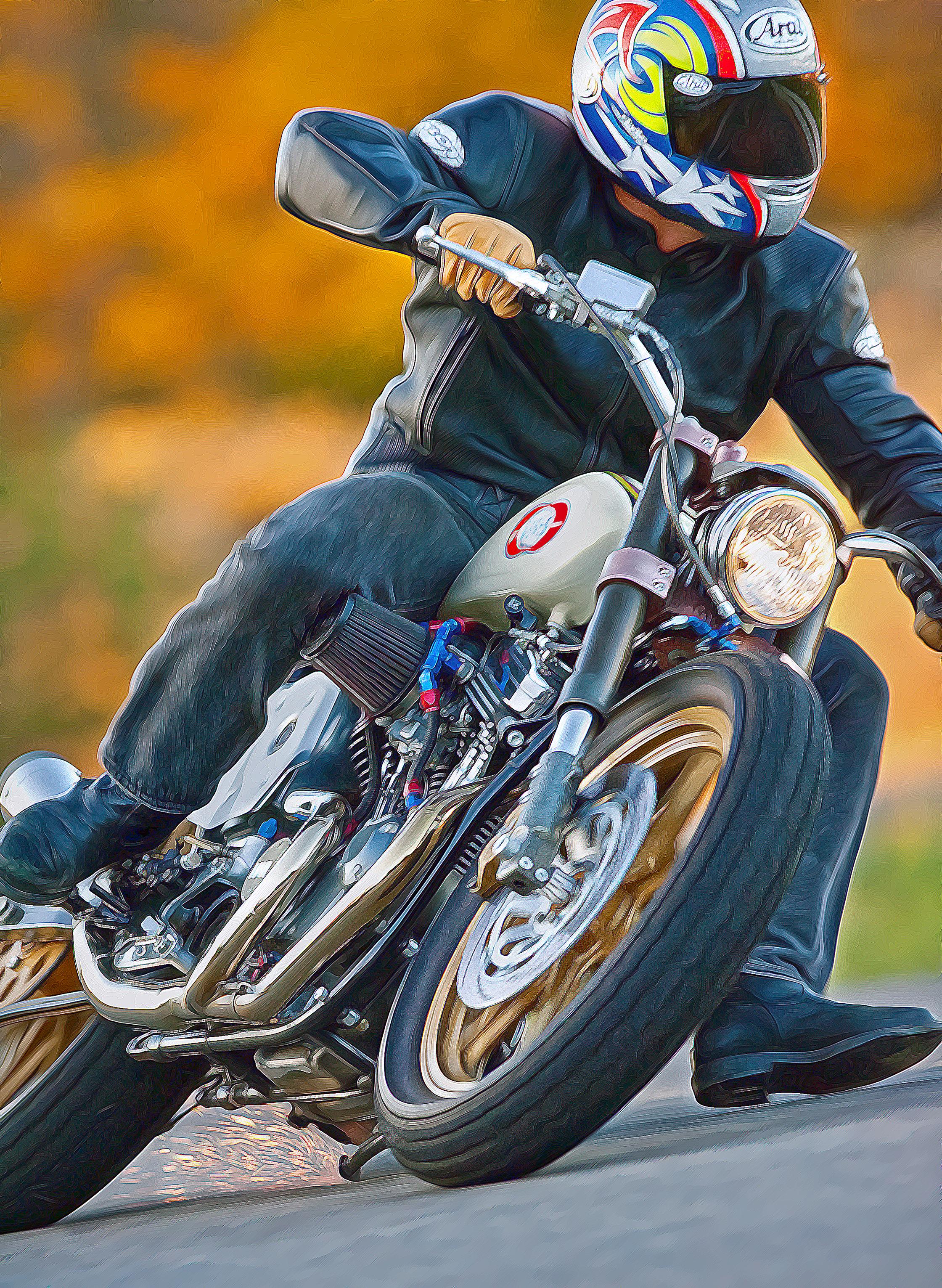 Sparks: Mark Cernicky, Mule Motorcycles