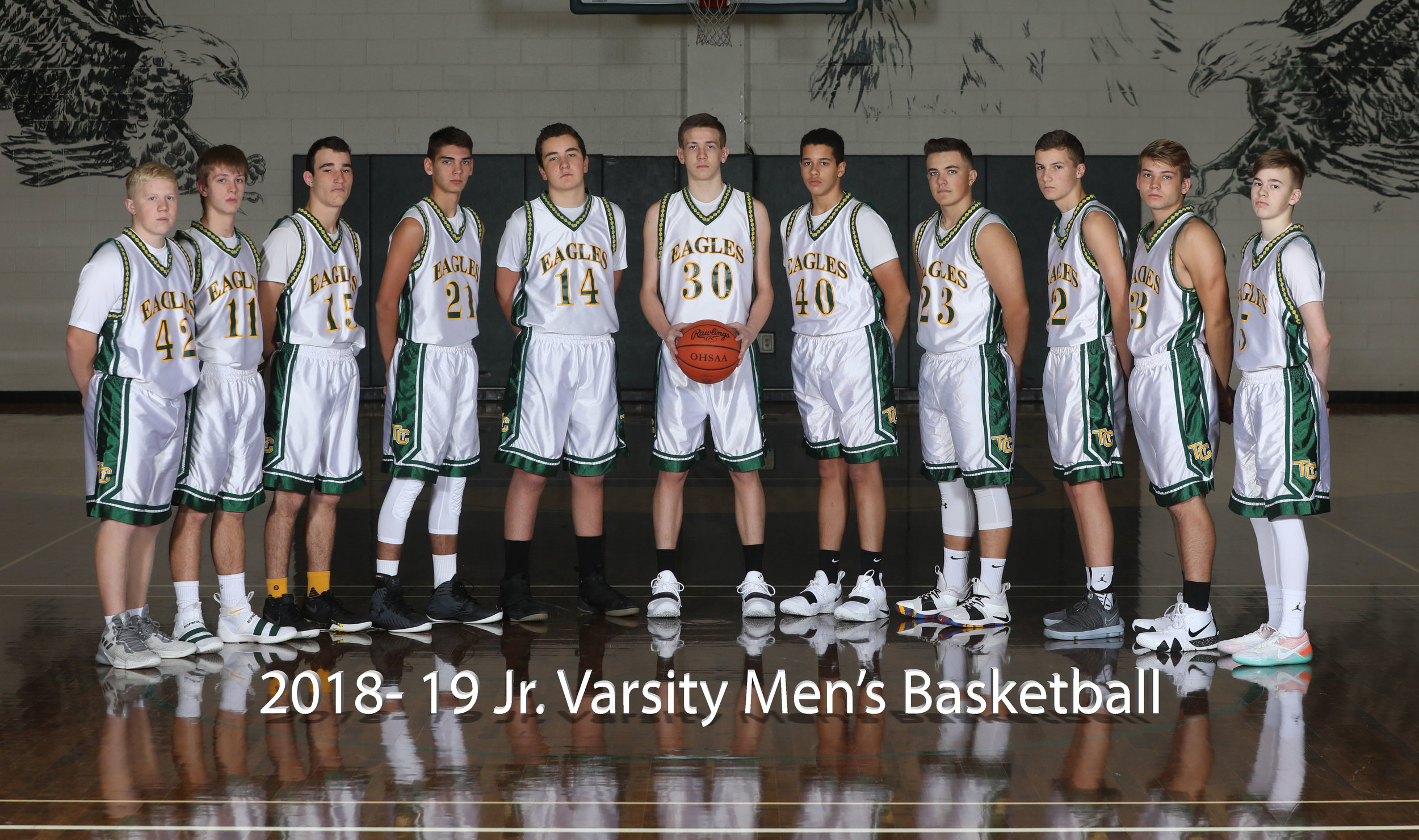 2017-18 Jr. Varsity & Freshmen Men's Basketball