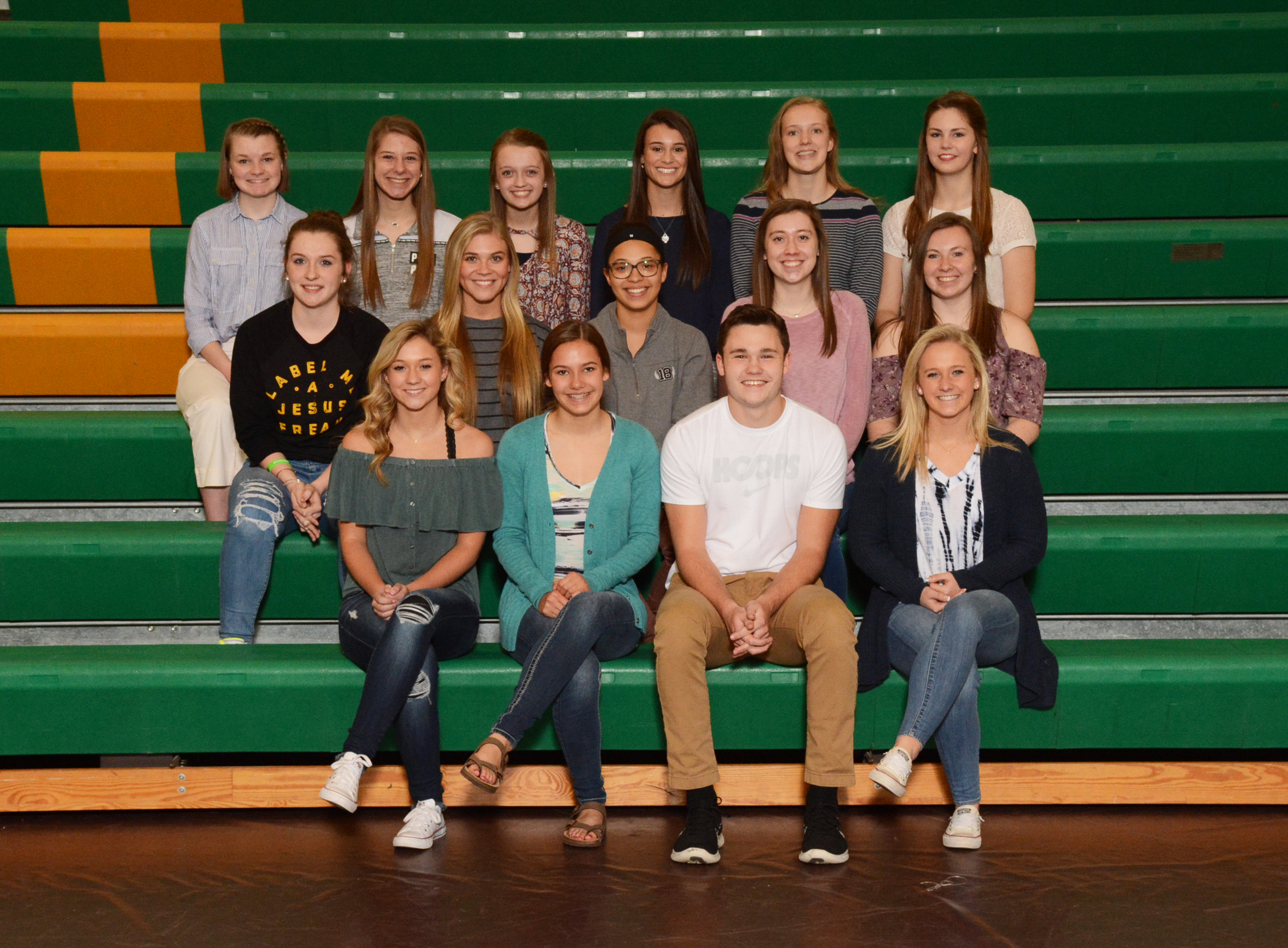 2017-18 High School Student Council