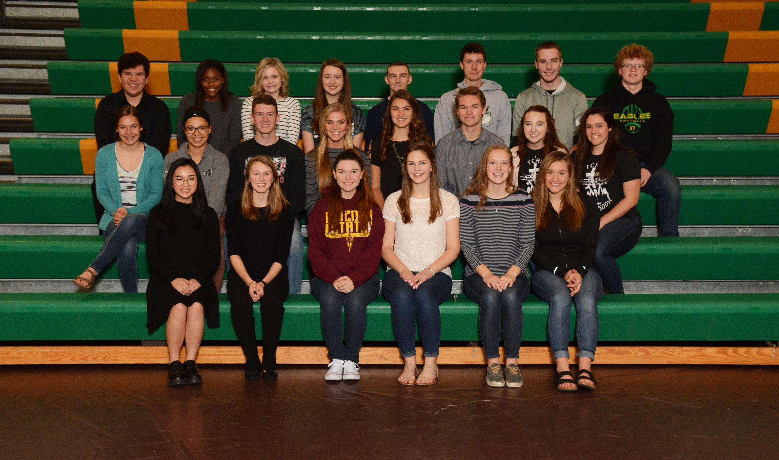2017-18 Praise Team