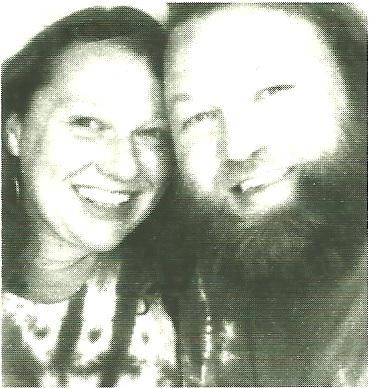 Amanda and Erik, July 2013.