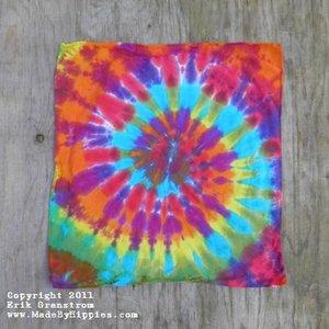 Tie Dye Cosmic Bandana