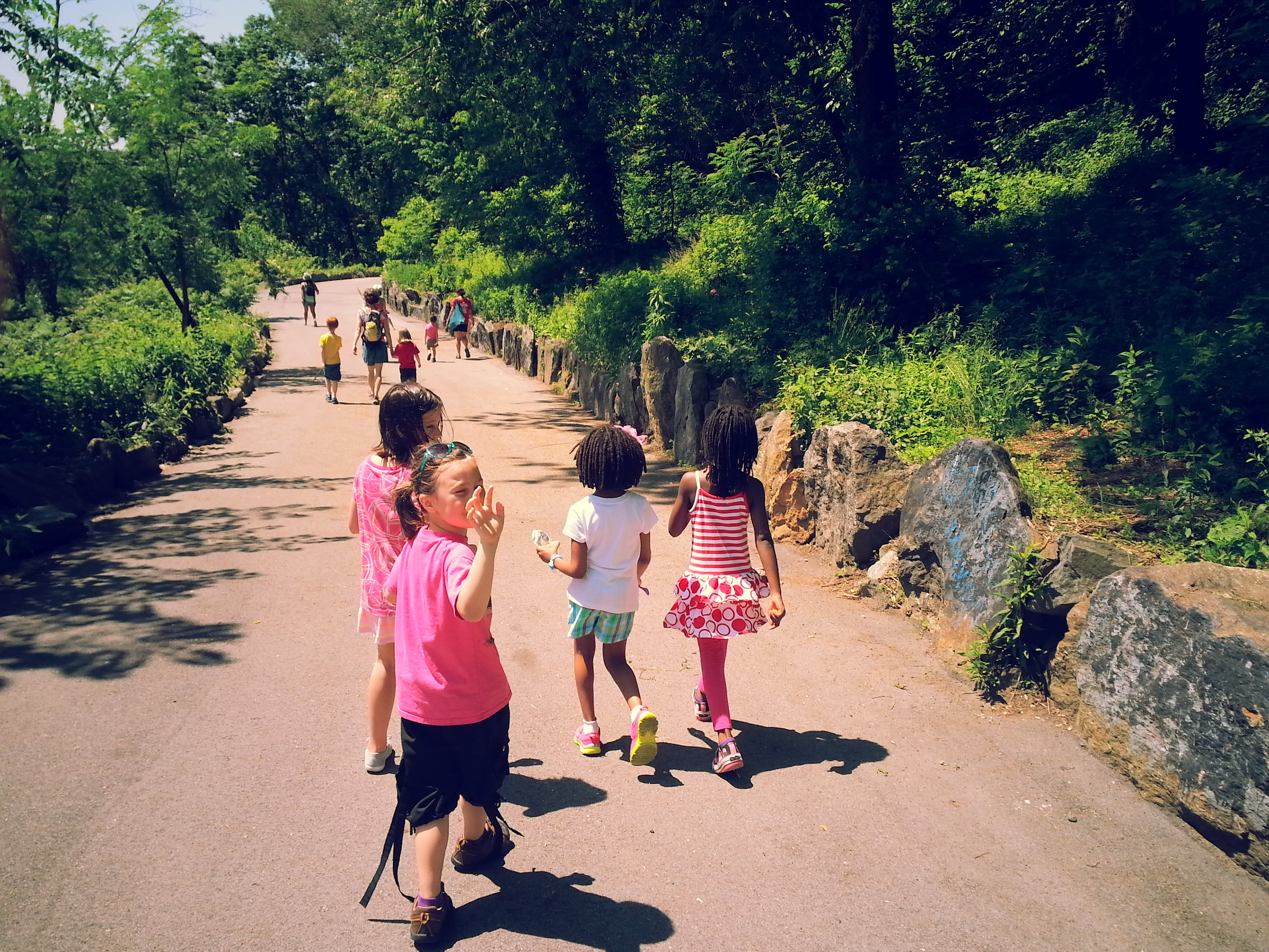 HIKE THE HEIGHTS ANNUAL JUNE FIRST EVENT