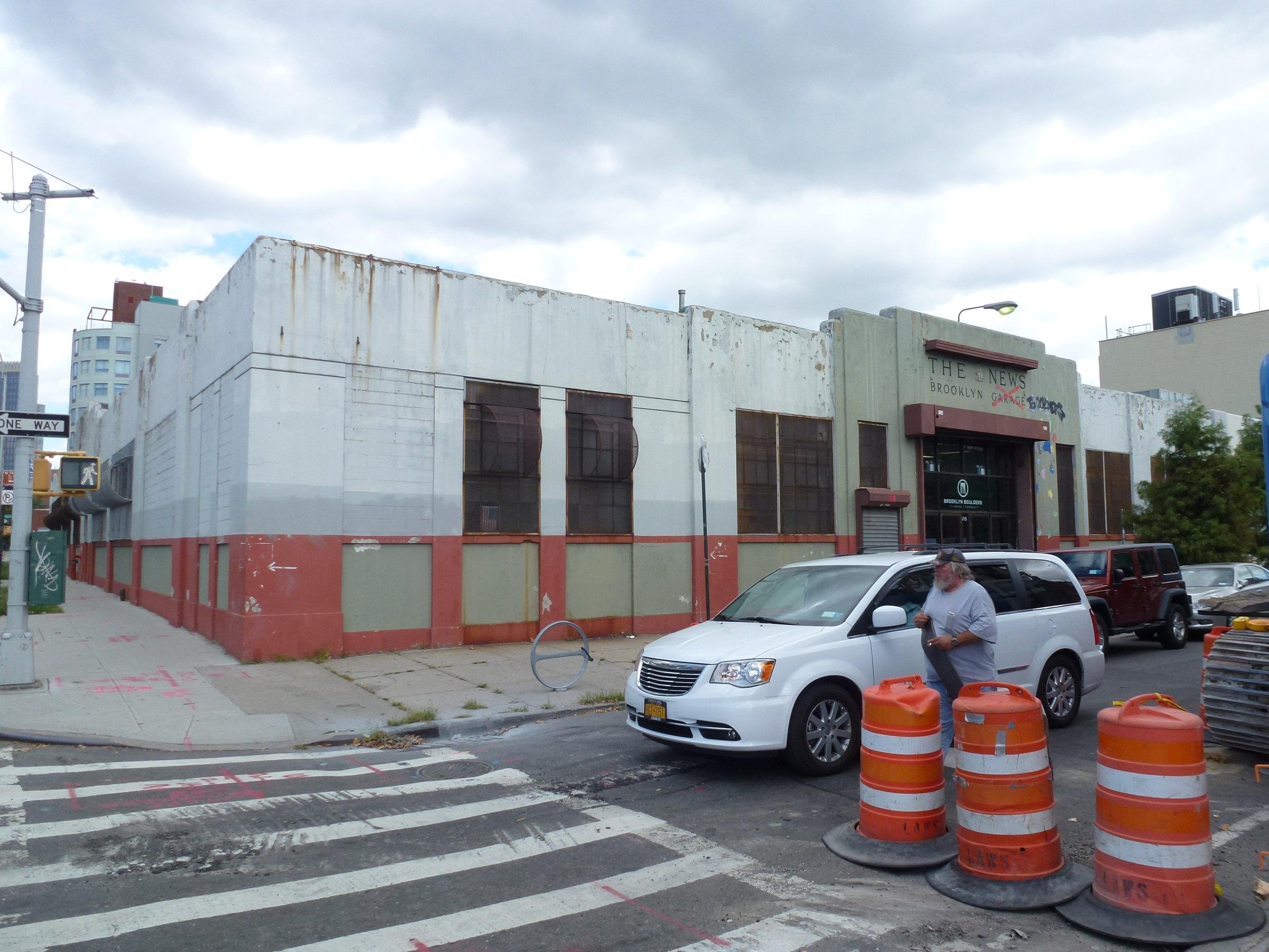 Brooklyn News Building, September 2016