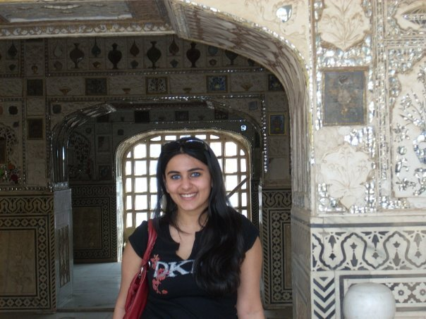 Krit at Amer Fort, Jaipur | 2007