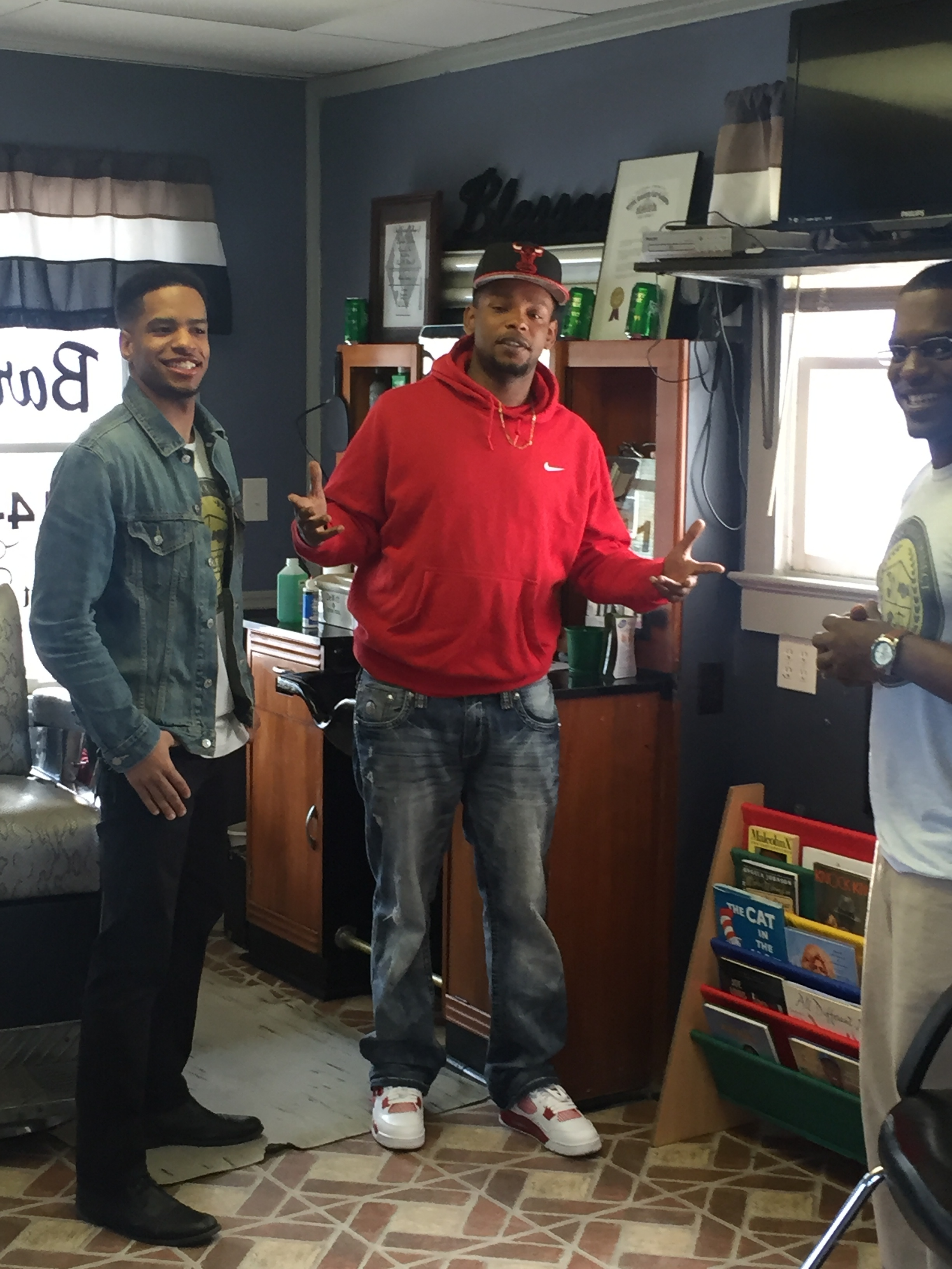 #3    BFG Barber Shop    917 Lowry Ave, Springfield, OH 45506    February 2016